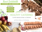 Healthy Catering - +Singular